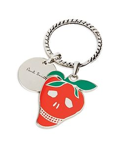 Paul Smith | Strawberry Skull Key Ring