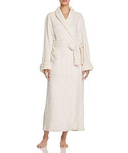 Natori | Faux Fur Fleece Robe