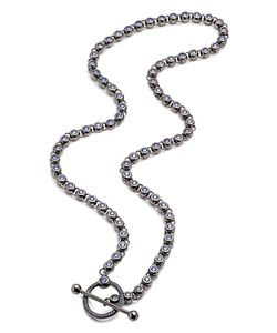 Eddie Borgo | Voyager Toggle Necklace 24.5