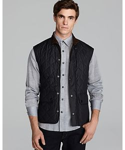 Barbour | Lowerdale Quilted Polar Fleece Gilet Vest