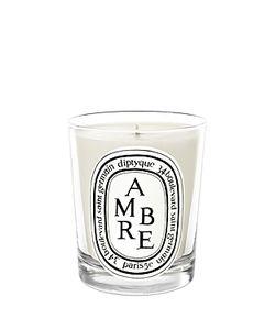 Diptyque | Ambre Mini Candle