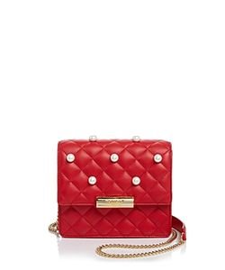 Boutique Moschino | Faux-Pearl Shoulder Bag