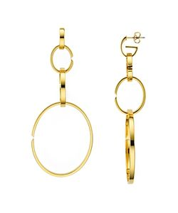 Vita Fede | Cassio Adjustable Drop Earrings