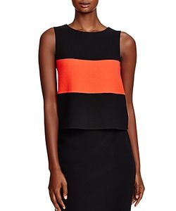 Armani Collezioni | Color-Blocked Top