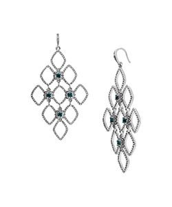 Ralph Lauren | Lauren Pave Chandelier Drop Earrings