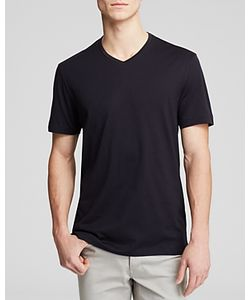 The Men's Store At Bloomingdale's | Pima V-Neck Tee 100