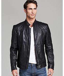 Diesel | Laleta Leather Jacket