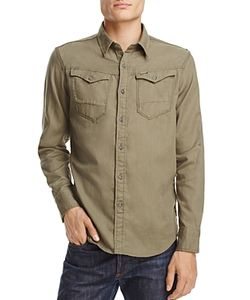 G-Star Raw | Arc 3d Slim Fit Button-Down Shirt