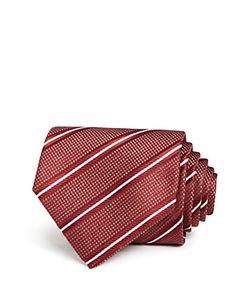 Armani Collezioni | Diagonal Stripe Classic Tie