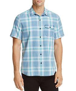 Michael Bastian | Plaid Regular Fit Button-Down Shirt