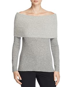 Theory | Afina Off-The-Shoulder Sweater 100 Exclusive