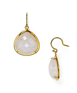 Chanluu | Chan Luu Faceted Drop Earrings