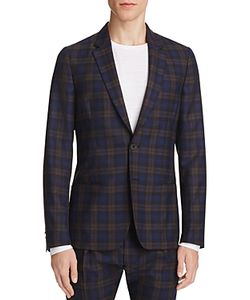 Paul Smith | Plaid Slim Fit Sport Coat