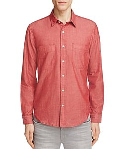 7 For All Mankind | Regular Fit Button-Down Shirt
