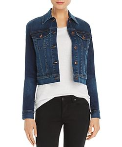 J Brand | Harlow Shrunken Denim Jacket