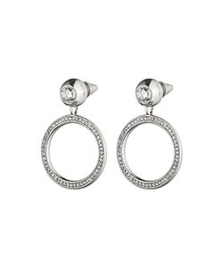 Eddie Borgo | Voyager Hoop Drop Earrings