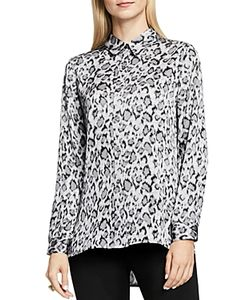 Vince Camuto | Leopard Print Shirt