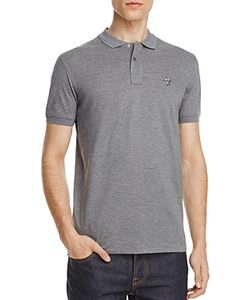 PS Paul Smith | Spaceman Pique Slim Fit Polo Shirt 100