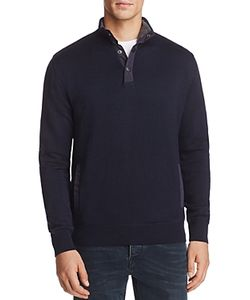 Barbour | Spate Half-Zip Sweater
