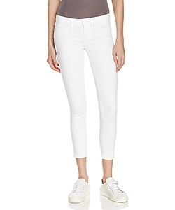 Paige | Denim Verdugo Cropped Skinny Jeans In