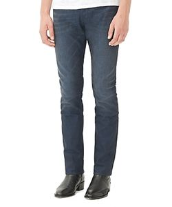 Sandro   Jeans Per Jea Paint Straight Fit In