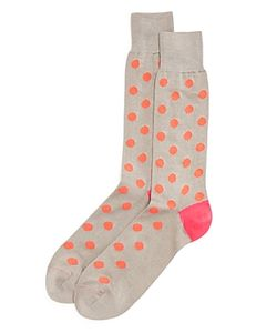 Paul Smith | Bright Spot Socks