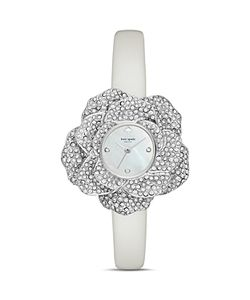 Kate Spade New York   Rose Shaped-Case Watch 26mm