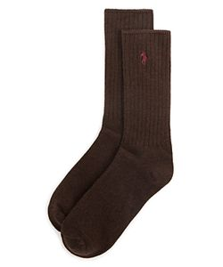 Polo Ralph Lauren | Ribbed Crew Socks