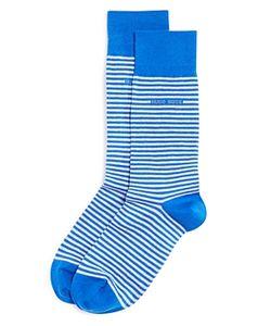Boss Hugo Boss   Marc Striped Cotton Socks