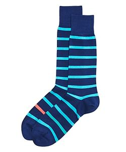 Paul Smith | Simple Neon Stripe Socks
