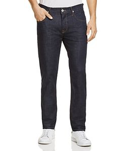 Hudson | Blake Slim Straight Fit Jeans In Anonymous