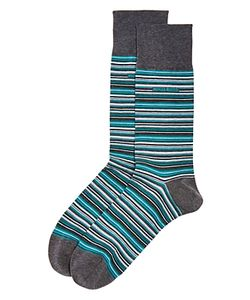 Boss Hugo Boss | Stripe Mercerized Socks