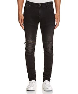 G-Star Raw | 5620 3d Zip Knee Super Slim Fit Jeans In