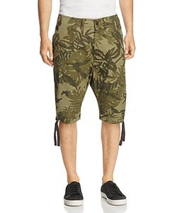 G-Star Raw | Rovic Palm Print Regular Fit Shorts