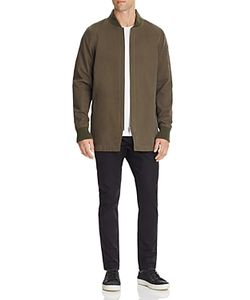 Zanerobe | Tion Elongated Bomber Jacket