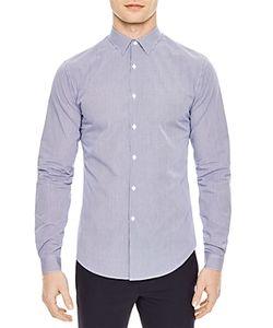 Sandro   Vichy Slim Fit Button-Down Shirt