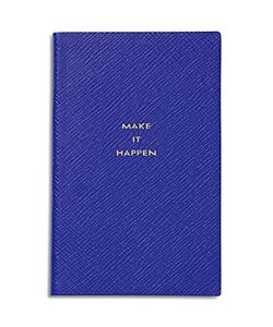 Smythson | Make It Happen Notebook