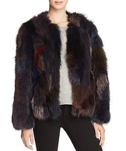 Jocelyn | J. Military Fur Bolero 100 Exclusive