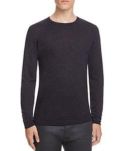 Hugo   Salex Textured Crewneck Sweater 100 Exclusive