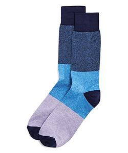 Paul Smith | Melange Block Socks