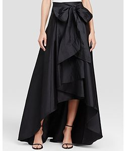 Adrianna Papell | High/Low Ball Skirt