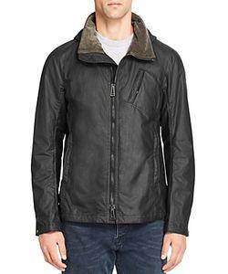 Belstaff   Citymaster Hooded Waxed Cotton Jacket