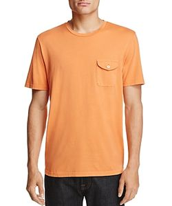 Michael Bastian | Flap Pocket Tee