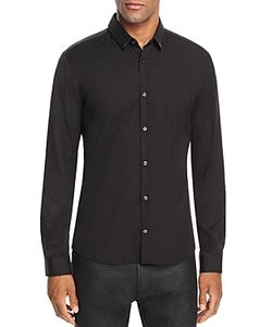 Hugo | Ero Metal Accent Slim Fit Button-Down Shirt