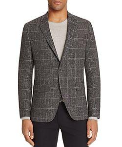 Boss Hugo Boss   Multi Tweed Slim Fit Sport Coat