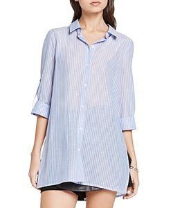 BCBGeneration | Striped Tunic Shirt