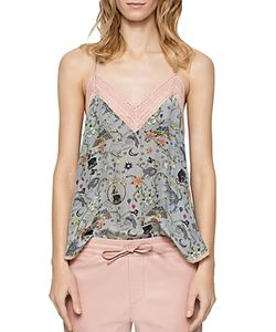 Zadig & Voltaire | Christy Circus Tank