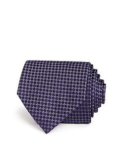 Armani Collezioni | Dot And Diamond Classic Tie