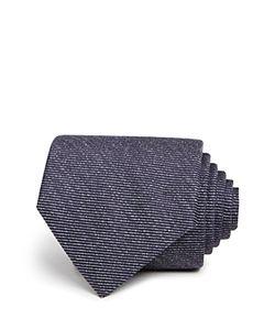 Armani Collezioni | Heathered Stripe Classic Tie