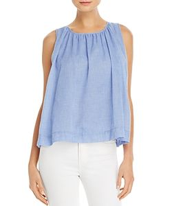 J Brand | Isla Shirred Top